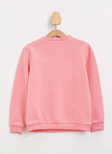 DeFacto Sweatshirt Pembe